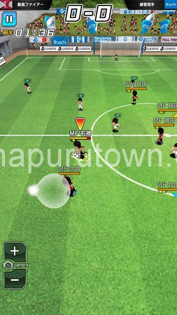 Jリーグプニコンサッカー