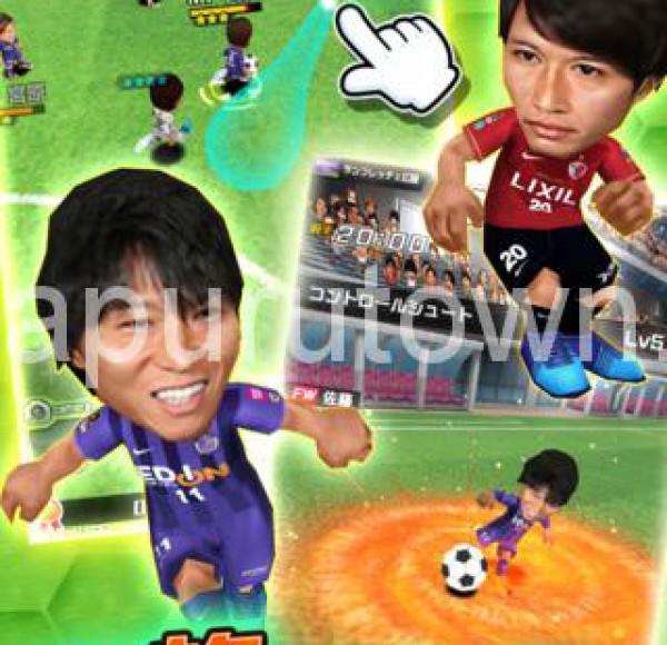 Jリーグプニコンサッカー09