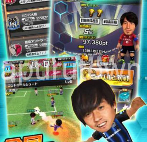 Jリーグプニコンサッカー12