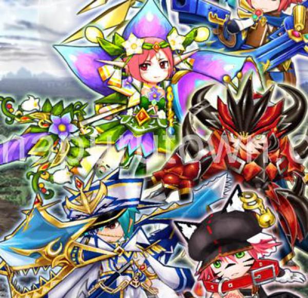 RPG エレメンタルナイツ オンライン09