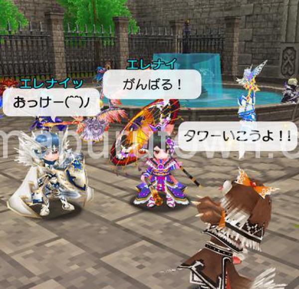 RPG エレメンタルナイツ オンライン11