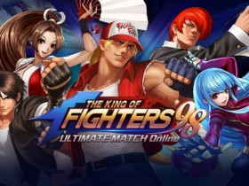 【THE KING OF FIGHTERS '98UM OL】