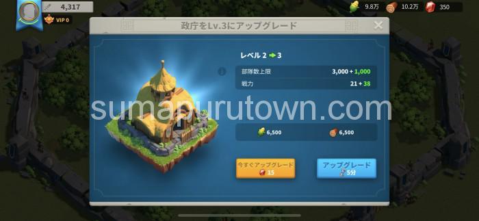 『Rise of Kingdoms ―万国覚醒―』課金